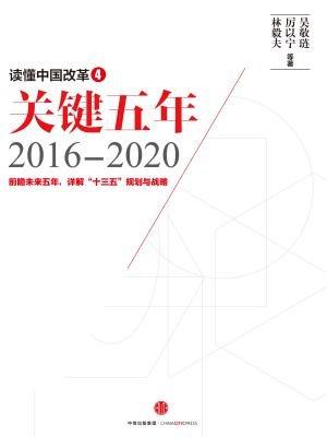 读懂中国改革4:关键五年2016—2020