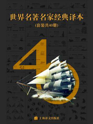 世界名著名家经典译本 (套装共40册)