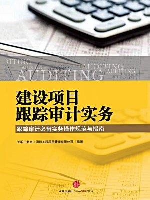 建设项目跟踪审计实务