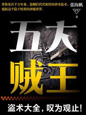 五大贼王-张海帆