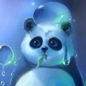 动物熊猫头像 可爱