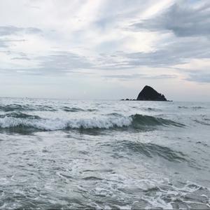 九月大浪淘沙