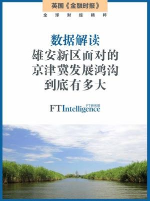 数据解读:雄安新区面对的京津冀发展鸿沟到底有多大(英国金融时报特辑)