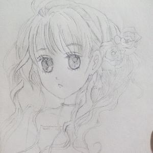 简笔画 手绘 素描 线稿 300_300