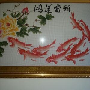 鲤鱼跃龙门