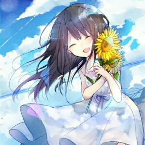 向日葵女孩