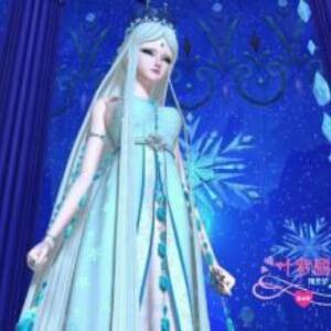叶罗丽仙境-冰公主图片