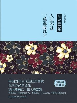 汪曾祺文集:人生不过一碗温暖红尘