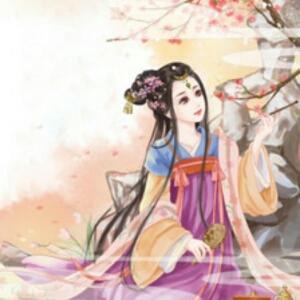 琉璃公主手绘画