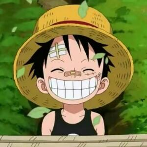 爱微笑的男孩