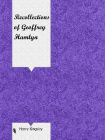 Recollections of Geoffrey Hamlyn
