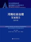 河南社会治理发展报告(2019)(社会治理河南省协同创新中心智库丛书)
