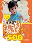 天才宝宝全脑开发大百科500例(0~3岁女孩)(双色)