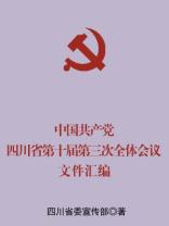 中国四川省第十届委员会第三次会议汇编