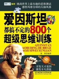爱因斯坦都搞不定的800个超级思维训练