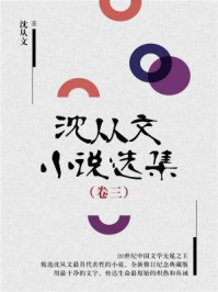 沈从文小说选集(卷三)