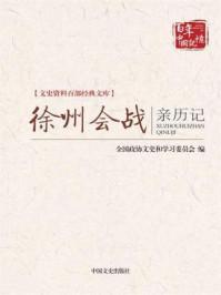 徐州会战亲历记 (文史资料百部经典文库)