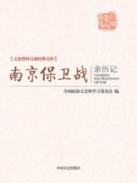南京保卫战亲历记 (文史资料百部经典文库)