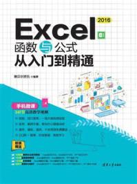 Excel 2016函数与公式从入门到精通