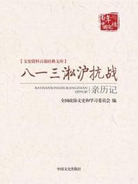 八一三淞沪抗战亲历记 (文史资料百部经典文库)