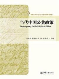 当代中国公共政策