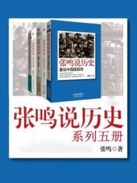 张鸣说历史系列五册