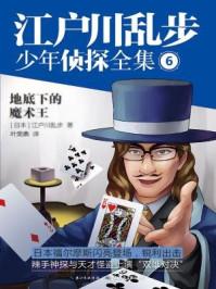 江户川乱步少年侦探全集6·地底下的魔术王