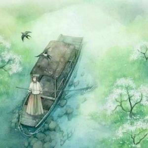 画船听雨眠