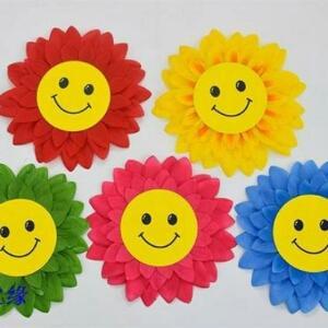 向日葵的微笑