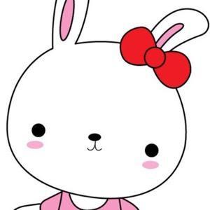 爱吃的兔子