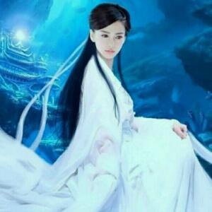 蓝玫瑰少女