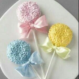 棉花棒棒糖