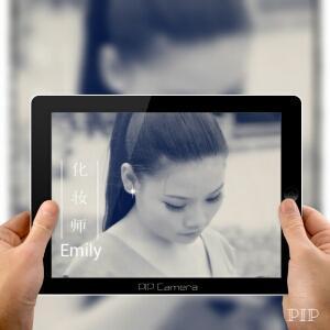 化妆师Emily