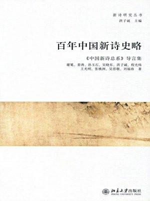 百年中国新诗史略 (新诗研究丛书)
