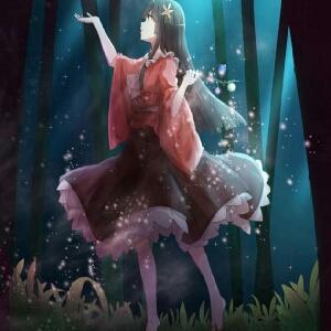 琉璃苣女孩