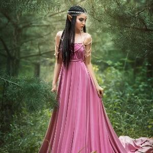 可爱的妖精