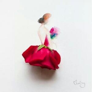 玫瑰色爱情