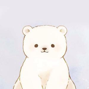 大白熊吃大蒜