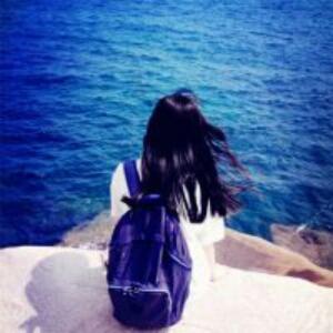 海边等待爱的人